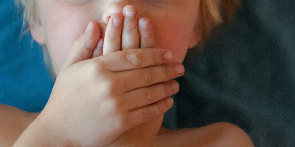 como lidar com os palavrões das crianças