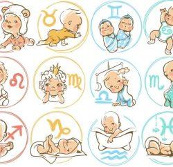 personalidade do bebê