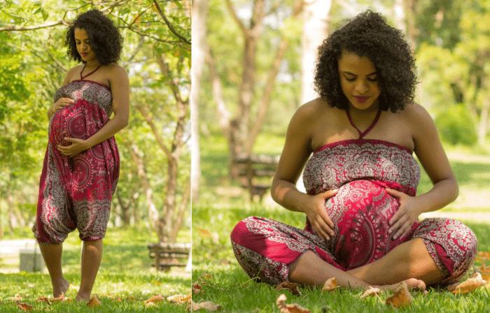 CalçaThai para grávida