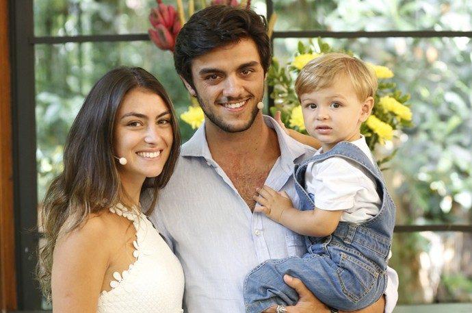 You are currently viewing Nasce segundo filho de Felipe Simas- Veja fotos