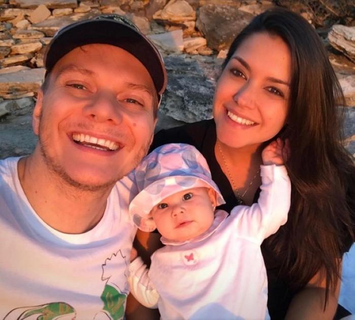 família de michel teló