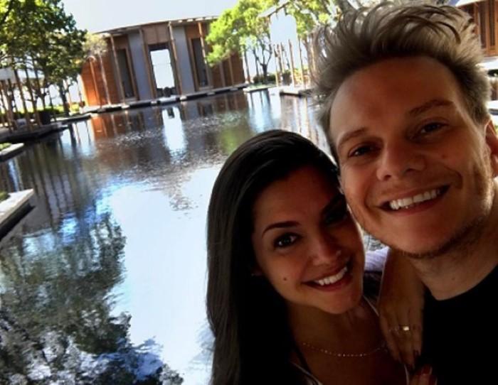 michel teló e esposa