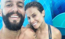 """Maíra Charken, ex- apresentadora do Vídeo Show, confirma que está grávida: """"Ele está chegando!"""""""