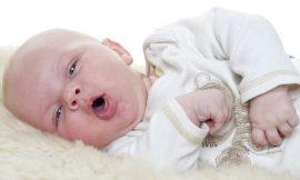 Bebê com tosse seca: o que fazer?