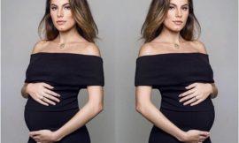 Grávida de 7 meses, Bruna Hamú conta que já engordou 10 quilos