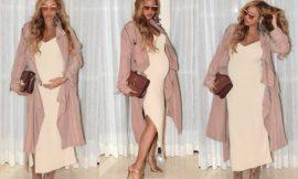 Grávida de gêmeos, Beyoncé mostra a barriga em ensaio