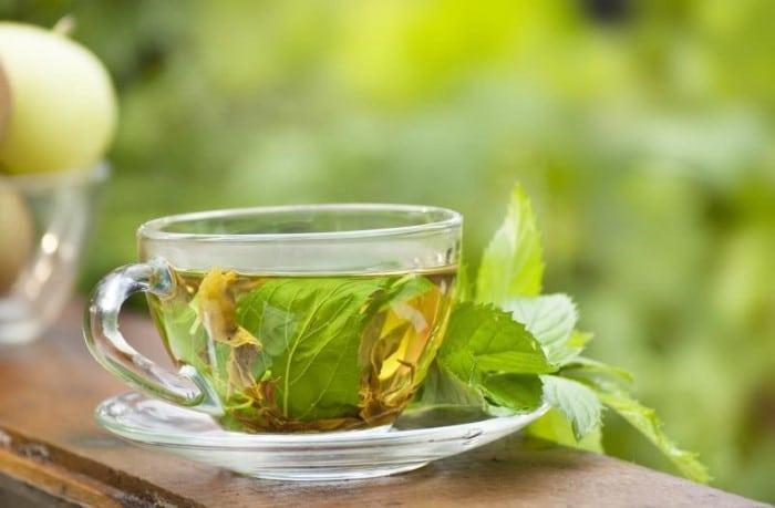 Chá de hortelã e gravidez
