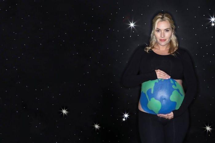 26 fotos criativas para registrar a gravidez