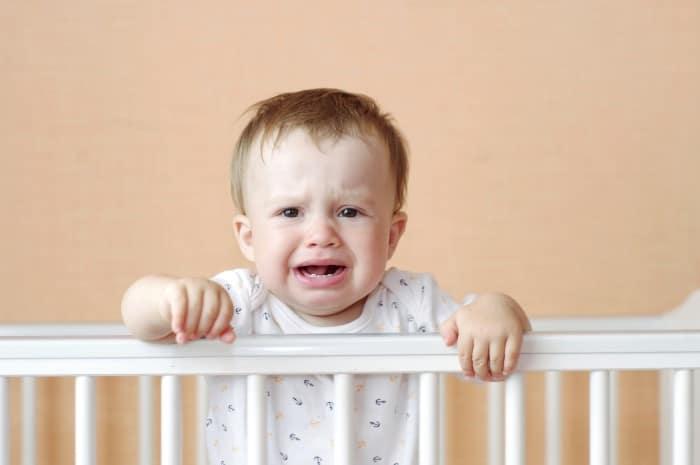 bebê chorão