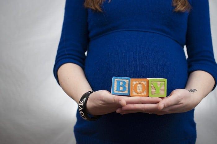fotos criativas para registrar a gravidez