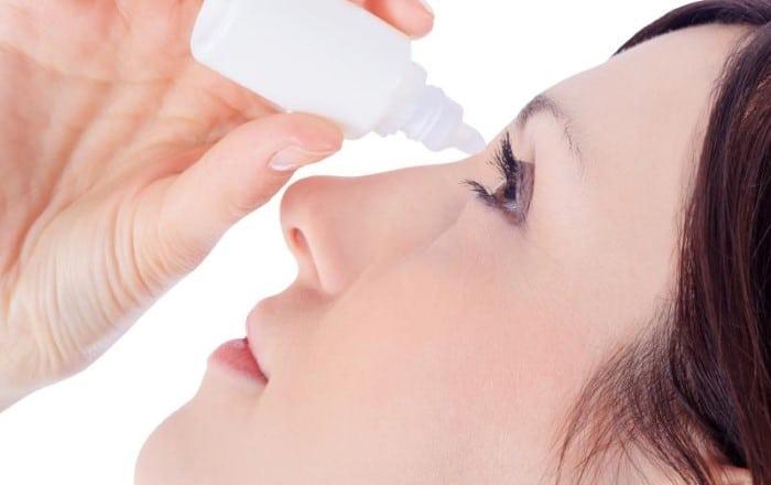 Grávida pode usar colírio para conjuntivite