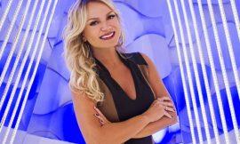 Aos 43 anos, apresentadora Eliana anuncia segunda gravidez