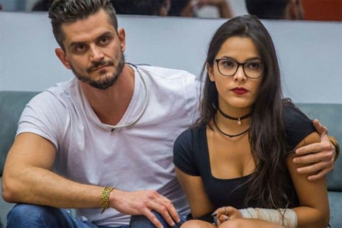 You are currently viewing BBB 17! Marcos beija barriga e gera dúvida: Gravidez?