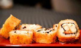 Grávida pode comer sushi hot?
