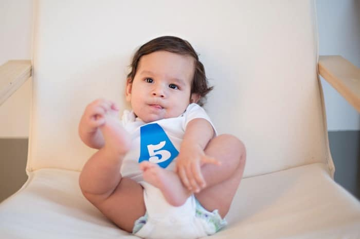Beb com 5 meses - Cereales bebe 5 meses ...