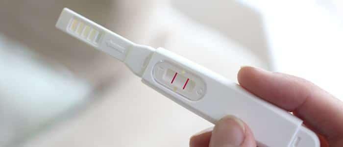 fotos de teste de gravidez que da positivo