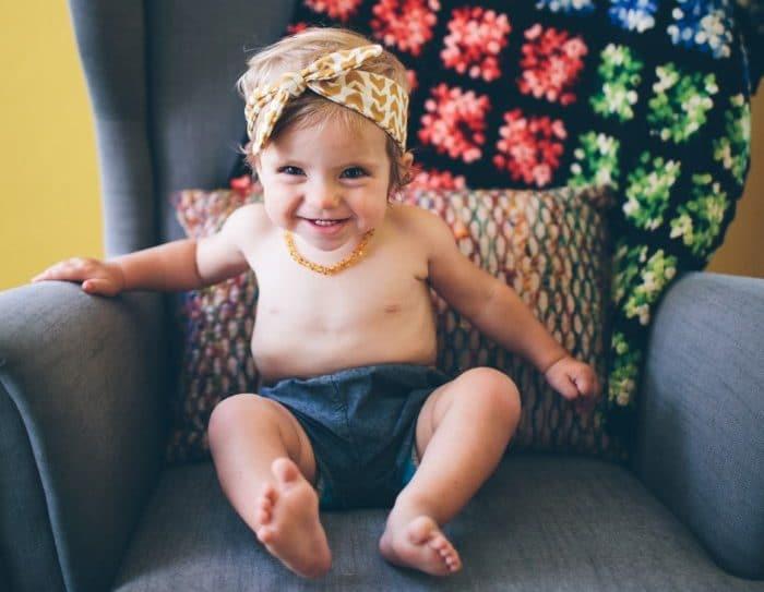 o bebe de 1 ano
