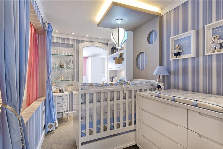 decoração e enxoval de bebe