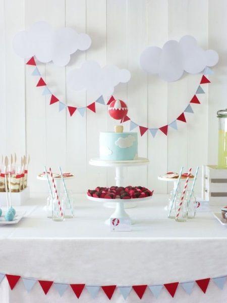 bolo para o mesversário