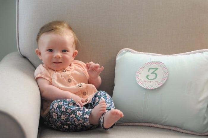 Crise dos 3 meses do beb quanto tempo dura for Bebe 3 meses silla paseo
