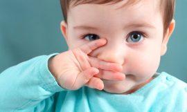 Como desentupir o nariz do bebê: 5 dicas infalíveis