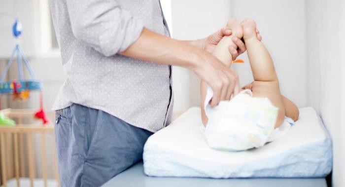 diarreia bebe recem nascido