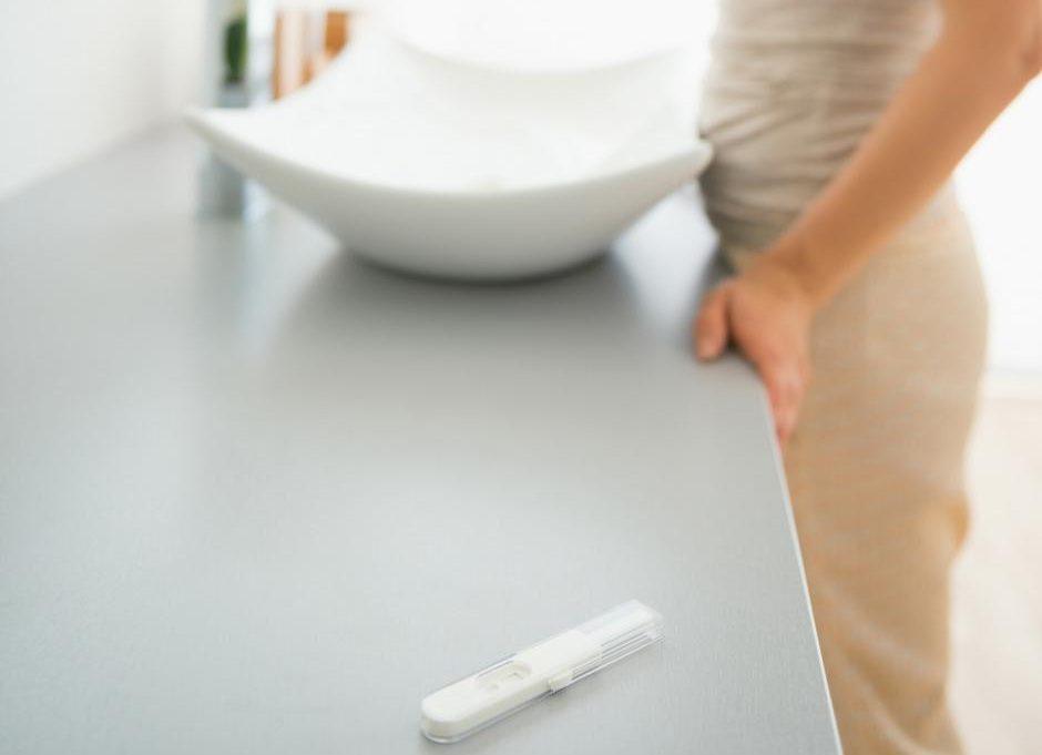 sensação estranha na barriga pode ser gravidez