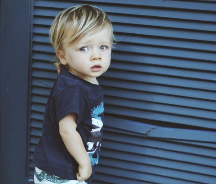 Conhecido Cortes de cabelo para menino: 60 Modelos Lindos IB23