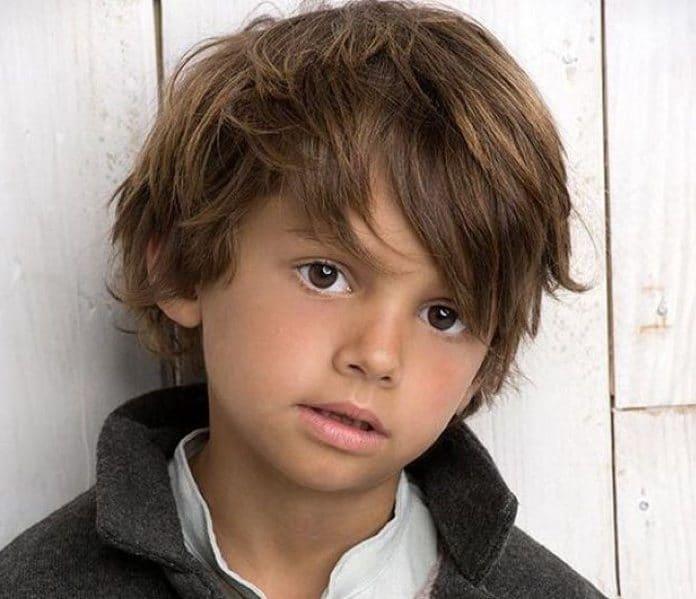 corte cabelo infantil masculino