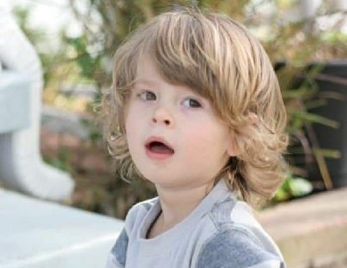 corte de cabelo para crianças