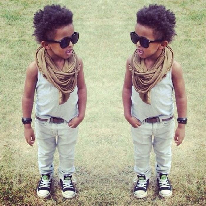 corte de cabelo de criança