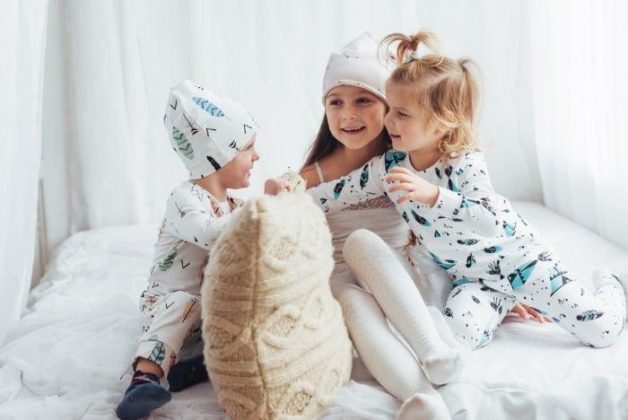 ideias noite do pijama
