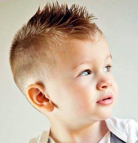 cabelo de menino