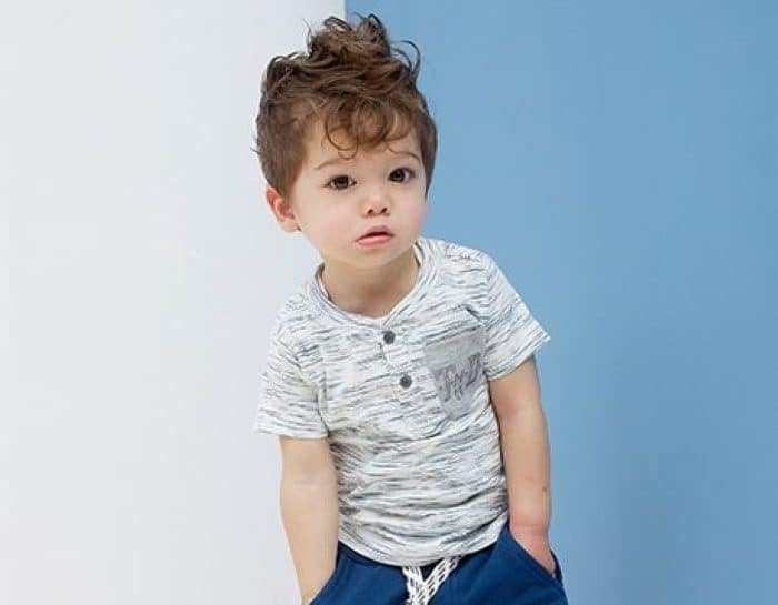 Top Cortes de cabelo para menino: 60 Modelos Lindos EI63