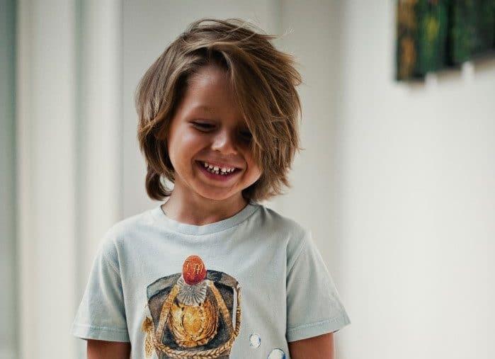 cortes de cabelos para meninos