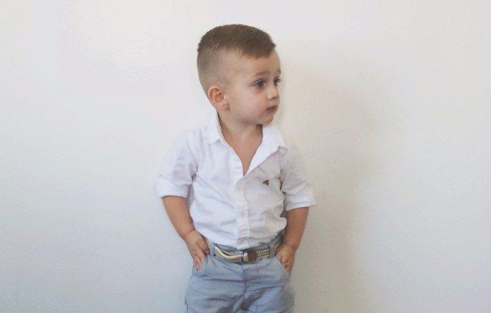 corte de cabelo para bebe de 1 ano