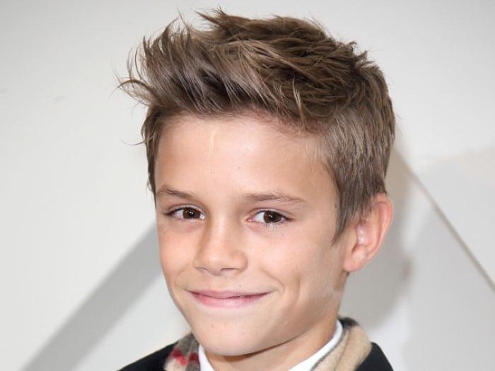 corte de cabelo infantil para meninos