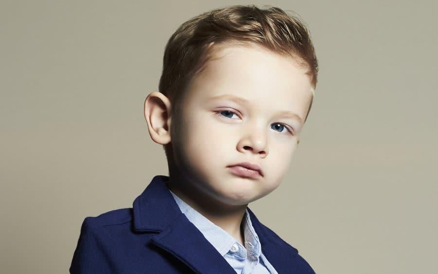 corte cabelo para menino