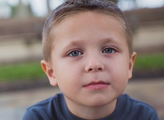 modelo de corte de cabelo para criança