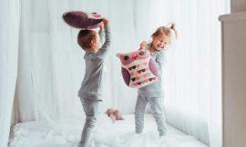 Noite do Pijama: brincadeiras para a festa das crianças