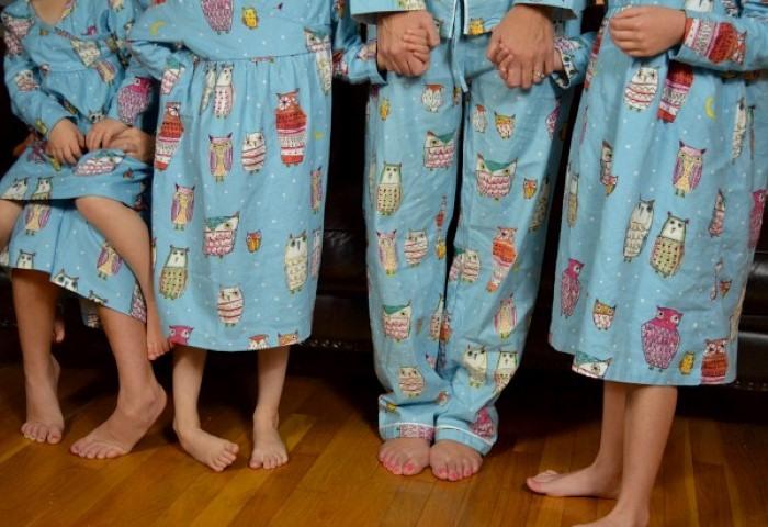 festa do pijama brincadeiras