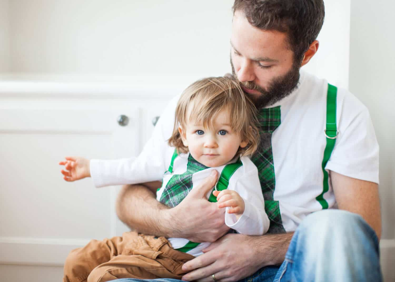 Como é ser pai de menino