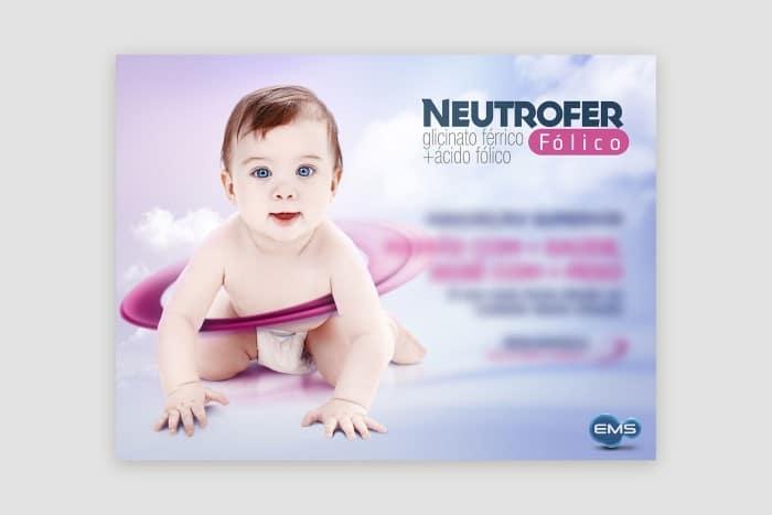 neutrofer fólico gotas para bebê