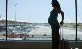 Grávida pode viajar de avião: Regras para Gol, Latam, Azul e Avianca