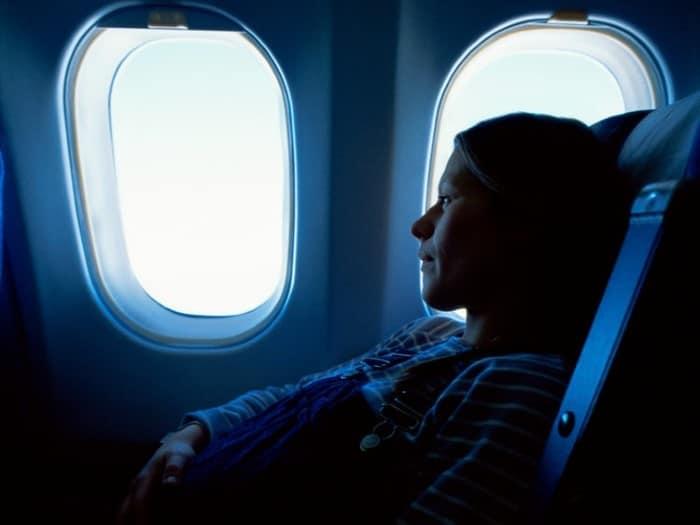 gravida pode viajar de avião