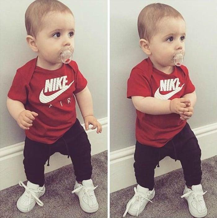 roupas estilosas para bebe masculino