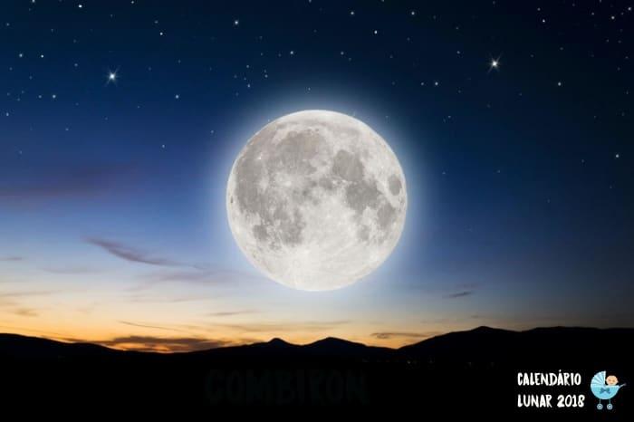 calendario lunar 2018 gravidez como calcular
