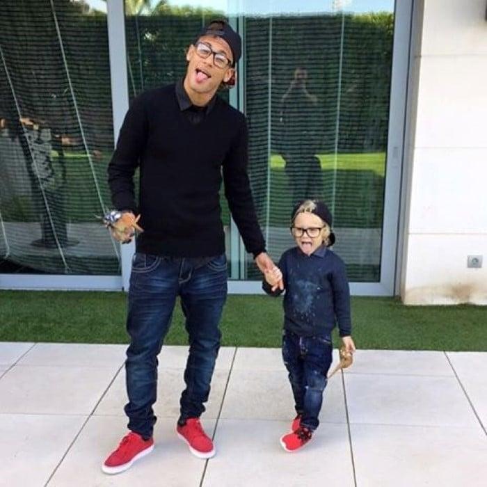 ideia look pai e filho