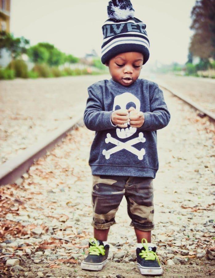 roupa estilosa infantil masculino