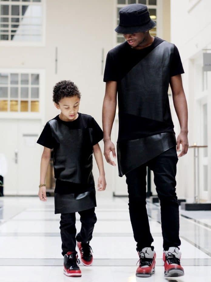 pai e filho swag
